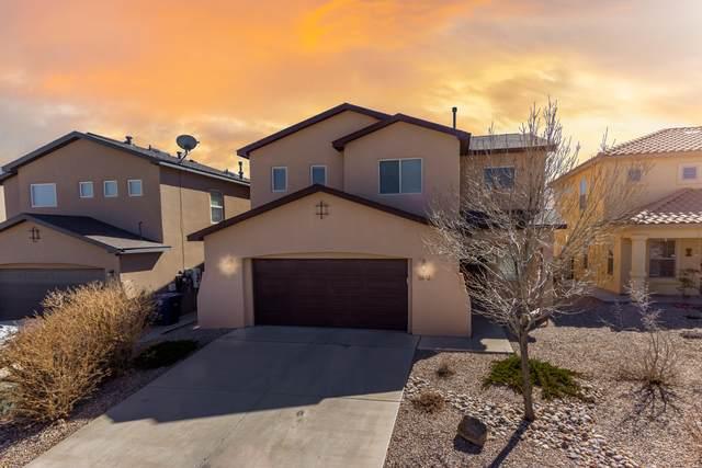 5612 Red River Road NW, Albuquerque, NM 87114 (MLS #986905) :: Sandi Pressley Team