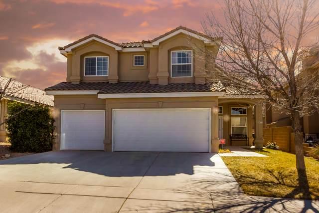 7412 Blue Cypress Avenue NE, Albuquerque, NM 87113 (MLS #986909) :: Sandi Pressley Team