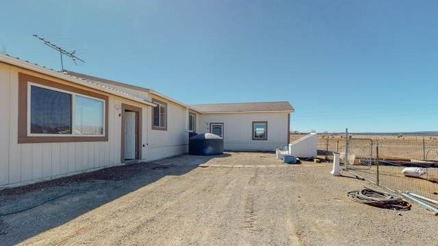 4 Britton Road, Moriarty, NM 87035 (MLS #986920) :: Keller Williams Realty