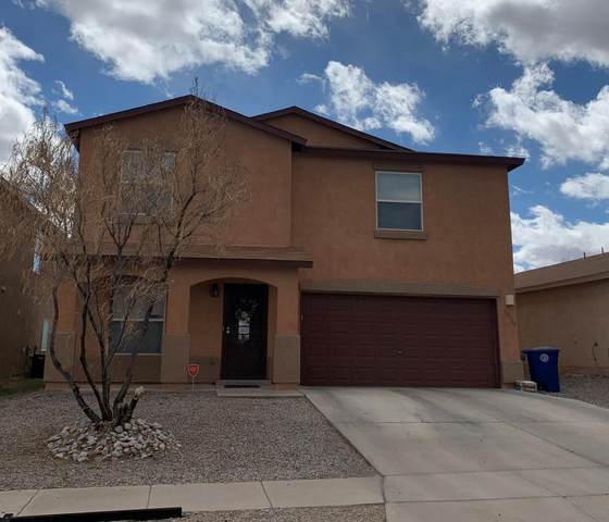 10304 Range Road SW, Albuquerque, NM 87121 (MLS #986922) :: Berkshire Hathaway HomeServices Santa Fe Real Estate