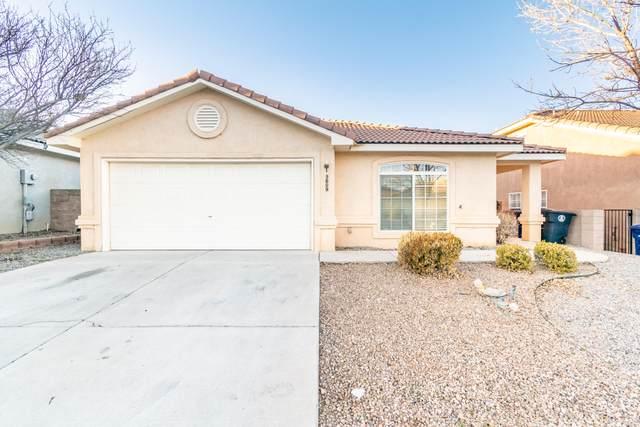 9609 Karthala Avenue NW, Albuquerque, NM 87120 (MLS #986949) :: Keller Williams Realty