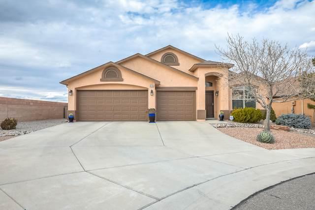 8155 Corn Mountain Place NW, Albuquerque, NM 87114 (MLS #986964) :: Keller Williams Realty