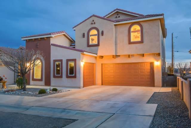 8905 Brookdale Court NE, Albuquerque, NM 87113 (MLS #986990) :: Keller Williams Realty