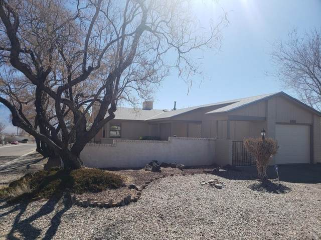 230 Coral Drive NE, Rio Rancho, NM 87124 (MLS #986991) :: Keller Williams Realty