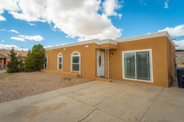 1213 Scotty Court SW, Albuquerque, NM 87121 (MLS #986997) :: Berkshire Hathaway HomeServices Santa Fe Real Estate