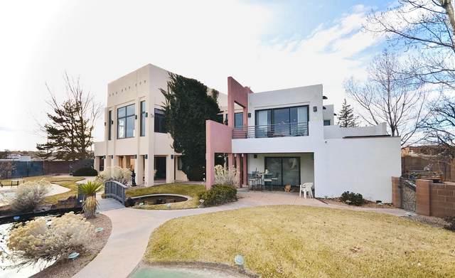 4841 Huron Drive NE, Rio Rancho, NM 87144 (MLS #987031) :: The Buchman Group