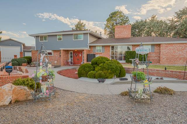 1611 W Delgado Avenue, Belen, NM 87002 (MLS #987056) :: Keller Williams Realty