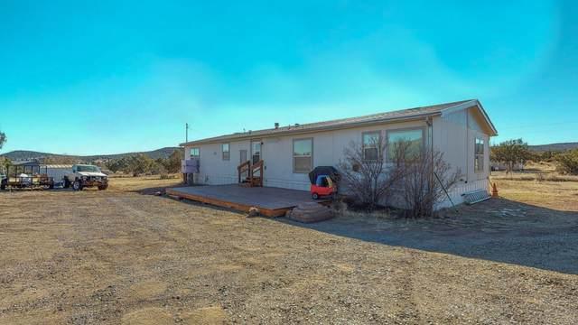 5 Sabrina Road, Moriarty, NM 87035 (MLS #987063) :: Keller Williams Realty
