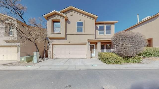 3446 Mountainside Parkway NE, Albuquerque, NM 87111 (MLS #987072) :: Keller Williams Realty