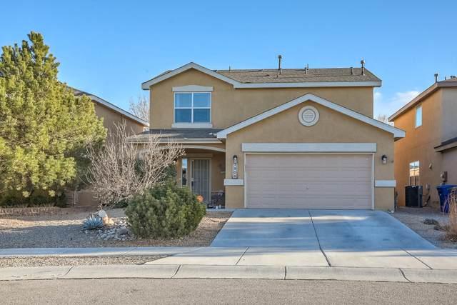 7908 Sierra Altos Place NW, Albuquerque, NM 87114 (MLS #987080) :: Keller Williams Realty