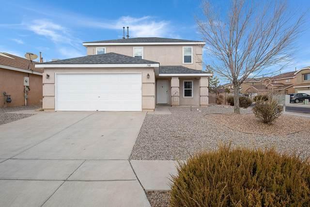 7301 Quartzite Avenue NW, Albuquerque, NM 87114 (MLS #987084) :: The Buchman Group