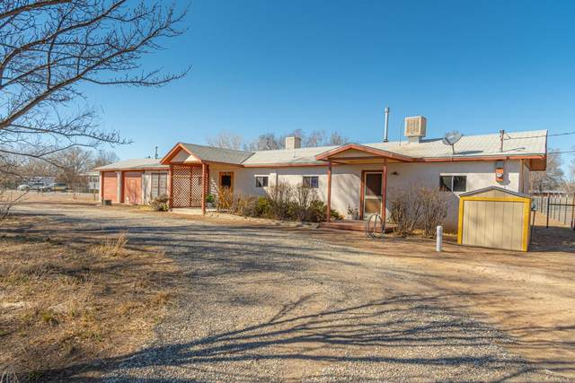 64B Fire Station Road, Los Lunas, NM 87031 (MLS #987202) :: The Buchman Group