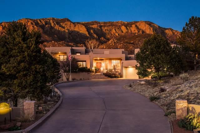 1527 Eagle Ridge Drive NE, Albuquerque, NM 87122 (MLS #987238) :: Keller Williams Realty