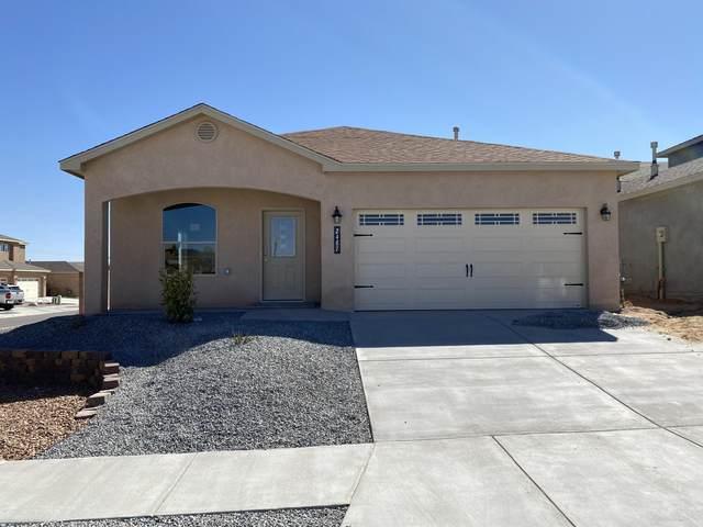 2487 Sunset View Avenue, Los Lunas, NM 87031 (MLS #987452) :: Keller Williams Realty