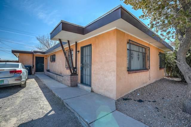 3518 Crest Avenue SE, Albuquerque, NM 87106 (MLS #987551) :: Keller Williams Realty