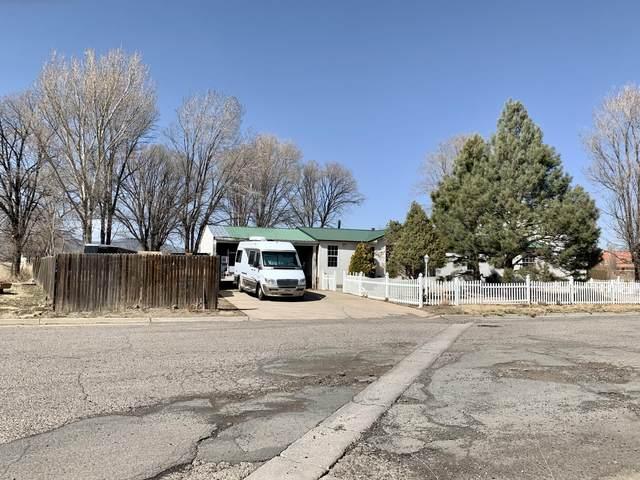 934 Palo Verde Drive, Las Vegas, NM 87701 (MLS #987632) :: The Buchman Group