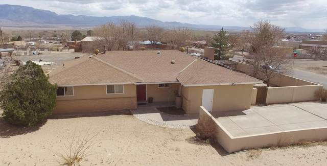 10600 Calle De Elena, Corrales, NM 87048 (MLS #987687) :: Sandi Pressley Team