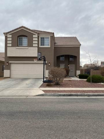 1067 Maroa Street NW, Albuquerque, NM 87120 (MLS #987769) :: Keller Williams Realty