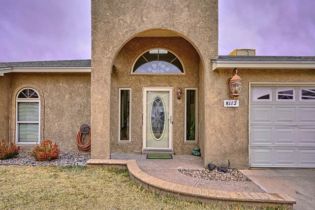 8112 Waverly Drive NW, Albuquerque, NM 87120 (MLS #987806) :: Keller Williams Realty