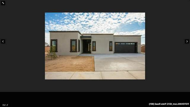 204 Shirk Lane SW, Albuquerque, NM 87105 (MLS #987820) :: Keller Williams Realty