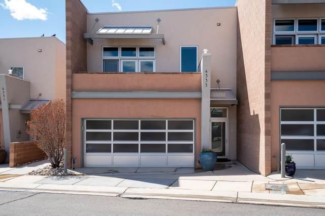 4335 Prairie Loft Way NE, Albuquerque, NM 87111 (MLS #987882) :: Keller Williams Realty