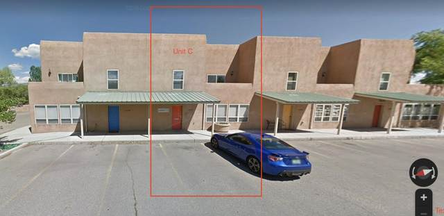 10590 2ND Street NW C, Albuquerque, NM 87114 (MLS #987912) :: The Buchman Group
