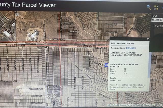 N/A SE, Rio Rancho, NM 87144 (MLS #988058) :: Keller Williams Realty