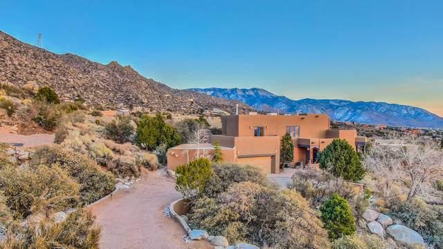 53 Rock Ridge Court NE, Albuquerque, NM 87122 (MLS #988076) :: Keller Williams Realty