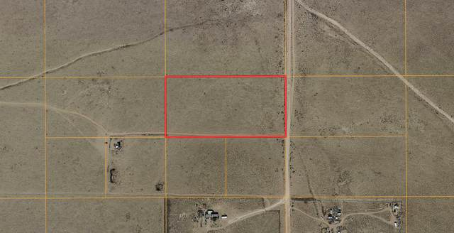 South Past Shelly (Dirt Road) Drive SW, Albuquerque, NM 87121 (MLS #988109) :: Keller Williams Realty