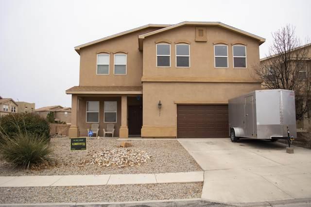 1727 Agua Dulce Drive SE, Rio Rancho, NM 87124 (MLS #988120) :: Keller Williams Realty