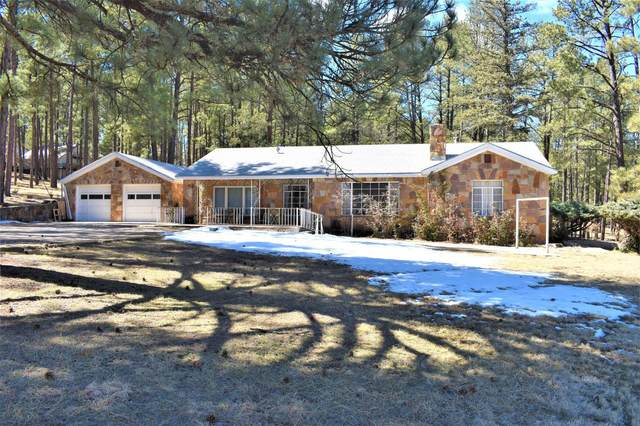603 Mechem Drive, Ruidoso, NM 88345 (MLS #988150) :: Keller Williams Realty