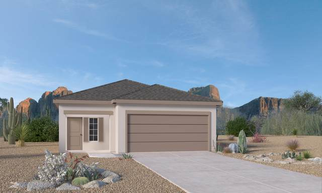 6576 Gannett, Rio Rancho, NM 87144 (MLS #988158) :: Sandi Pressley Team