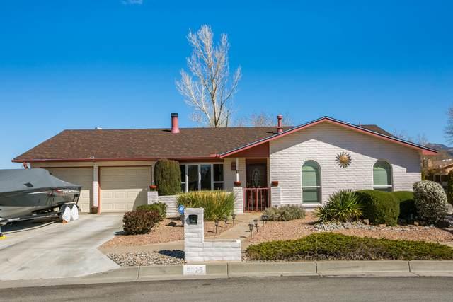 9025 Freedom Way NE, Albuquerque, NM 87109 (MLS #988252) :: Keller Williams Realty