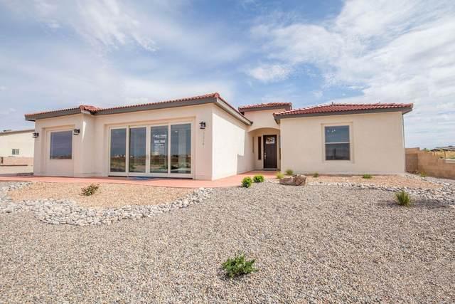 7196 Kodiak Road NE, Rio Rancho, NM 87144 (MLS #988310) :: The Buchman Group