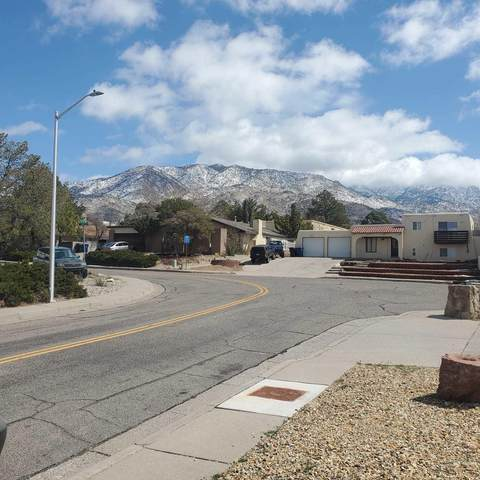 12608 Morrow Avenue NE, Albuquerque, NM 87112 (MLS #988363) :: The Buchman Group