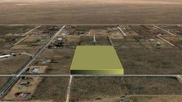 High Mesa Road, Meadow Lake, NM 87031 (MLS #988385) :: The Buchman Group