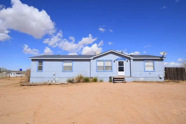 3 Oak Circle, Los Lunas, NM 87031 (MLS #988465) :: Keller Williams Realty