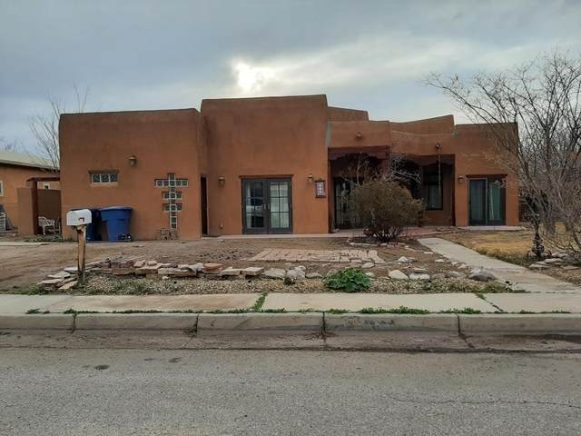 803 Liles Street, Socorro, NM 87801 (MLS #988475) :: The Buchman Group