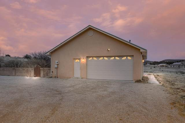 45 Joe Nestor Road, Edgewood, NM 87015 (MLS #988481) :: Keller Williams Realty