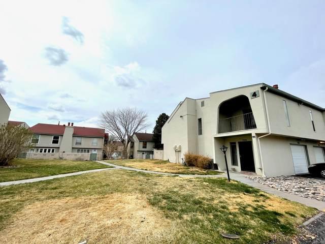7545 Prairie Road NE, Albuquerque, NM 87109 (MLS #988483) :: Keller Williams Realty
