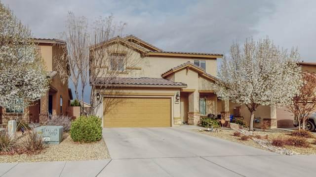 9628 Basalt Peak Drive NW, Albuquerque, NM 87114 (MLS #988496) :: Keller Williams Realty