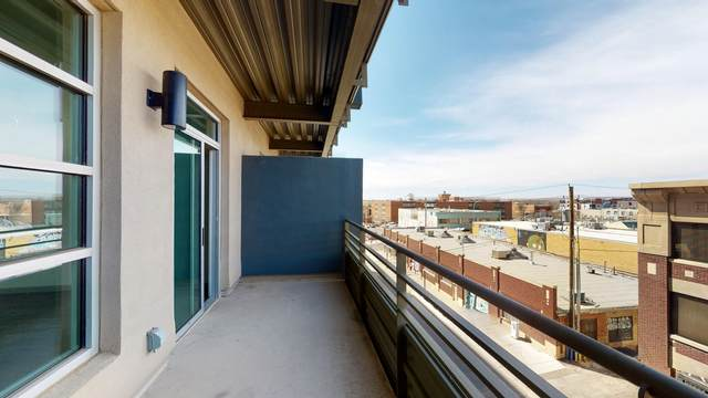 524 Central Avenue SW #407, Albuquerque, NM 87102 (MLS #988510) :: Berkshire Hathaway HomeServices Santa Fe Real Estate