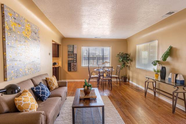 152 Velarde Court NW, Albuquerque, NM 87107 (MLS #988553) :: Campbell & Campbell Real Estate Services