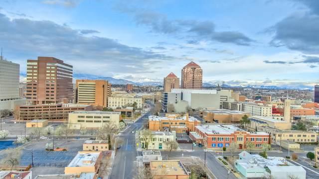 832 Tijeras Avenue NW, Albuquerque, NM 87102 (MLS #988563) :: The Buchman Group