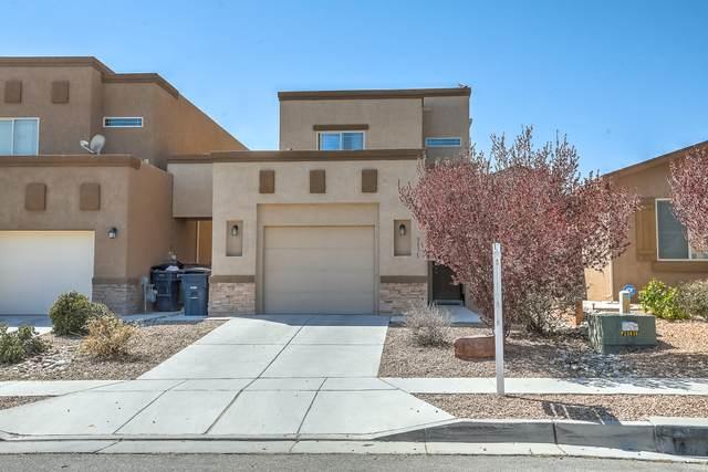 3171 Morrissey Street SW, Albuquerque, NM 87121 (MLS #988575) :: Keller Williams Realty