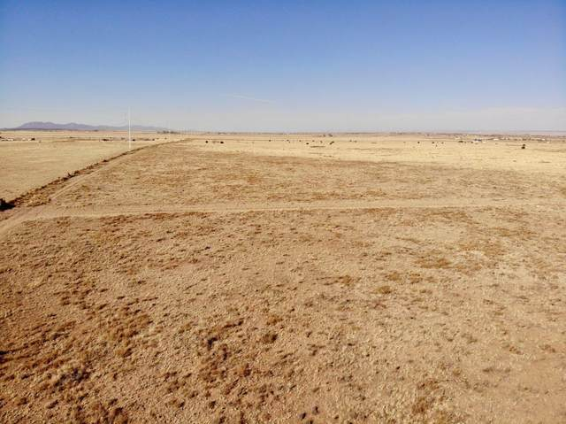 0 Golondrina Avenue, Moriarty, NM 87035 (MLS #988579) :: The Buchman Group