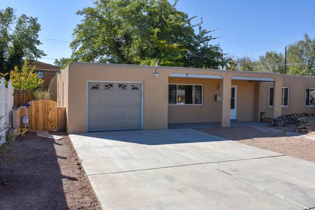 4602 Crest Avenue SE, Albuquerque, NM 87108 (MLS #988587) :: Keller Williams Realty
