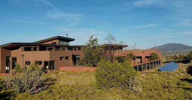 12 Lomita Linda, Sandia Park, NM 87047 (MLS #988611) :: Keller Williams Realty