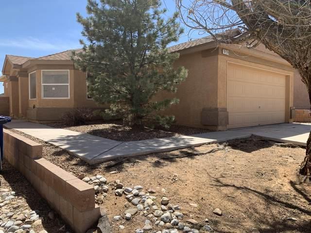 9124 Blue Meadow Trail SW, Albuquerque, NM 87121 (MLS #988654) :: Keller Williams Realty