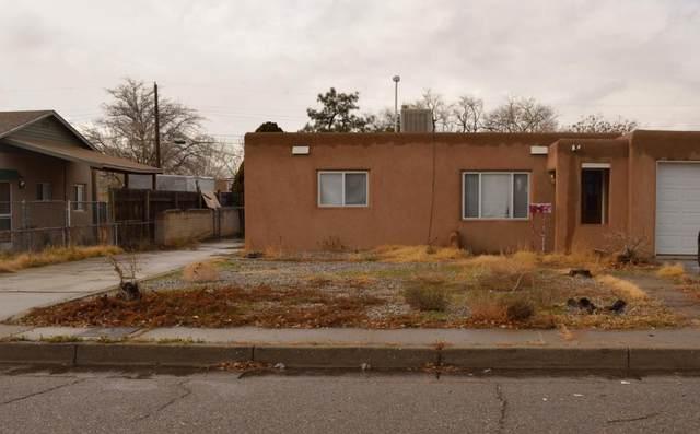 1313 Luthy Circle NE, Albuquerque, NM 87112 (MLS #988658) :: Keller Williams Realty
